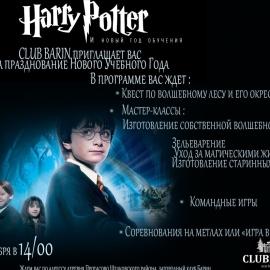 Harry Potter и новый год обучения