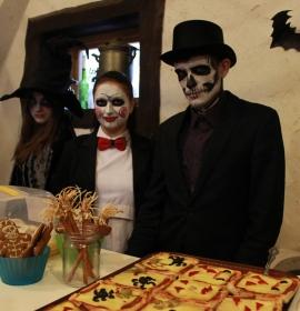 Празднование Halloween